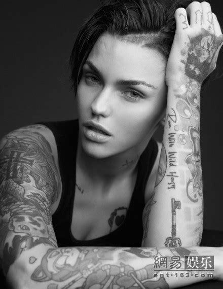 tattoo girl tv show 2015 鲁比 183 洛斯加盟 生化6 网友 帅出新高度 娱乐快讯 南方网