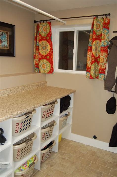 ikea laundry room hack laundry room cheap countertop over shelves possible ikea