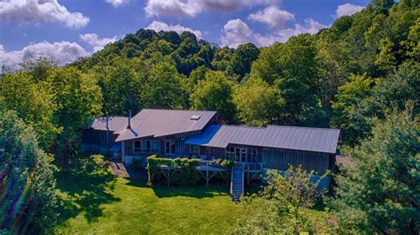 Cabins For Sale Asheville Nc by Mountain Top Home For Sale Near Asheville Nc Asheville Real Estate