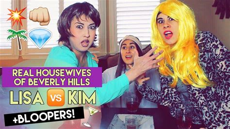 kim richards vs lisa rinna crazy rhobh reunion leaves kyle real of beverly richards vs real housewives of beverly