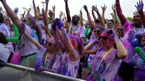 color run washington dc color vibe 5k run six flags washington dc 2017