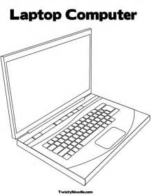 computer coloring pages free keyboard of computer coloring pages