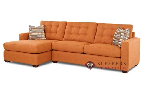 sectional chaise sleeper customize and personalize liverpool chaise sectional