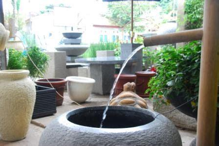 Vas Pot Air Mancur Taman 1 air mancur taman pot etnik minimalis