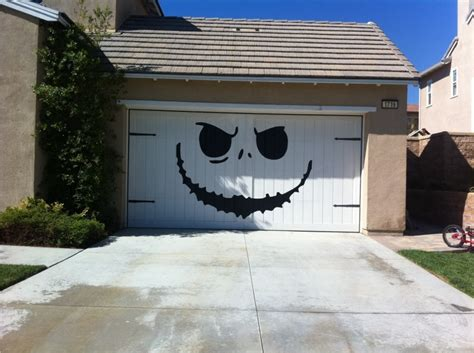 Garage Door Decor 20 Awesome Garage Door Decals Carrentals Blog