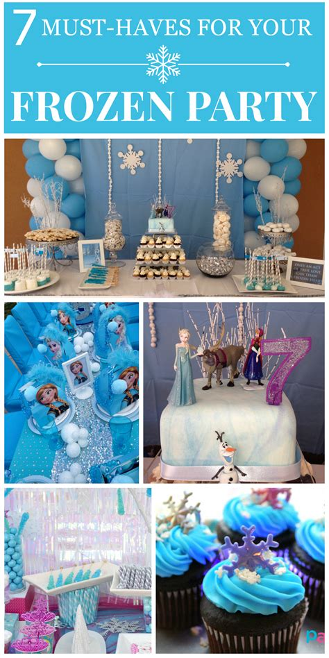 frozen birthday theme decorations 7 things you must at your frozen catch my