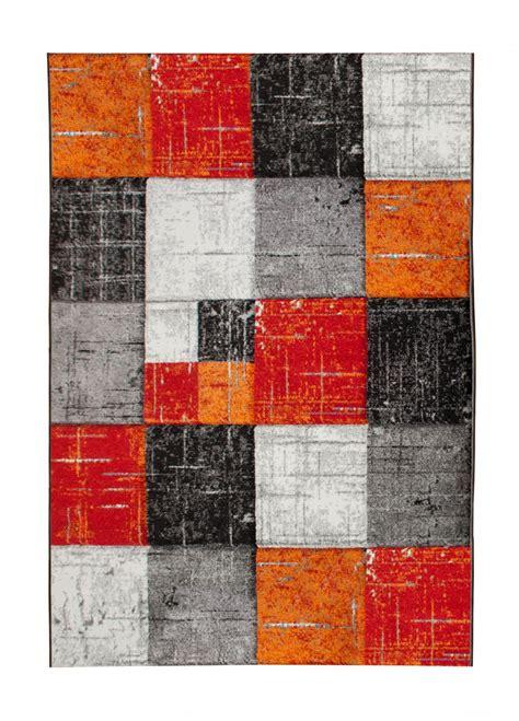 10 Square Rug Orange by Wilton Rug Square Orange