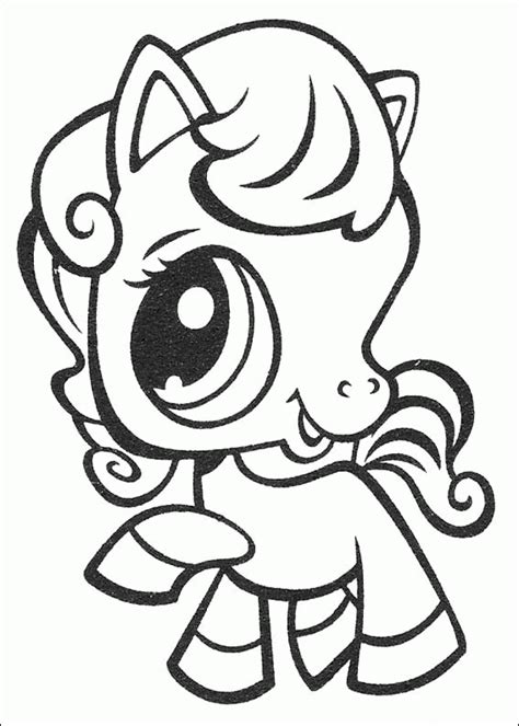 Lps Coloring Pages Printable | littlest pet shop coloring pages coloringpagesabc com