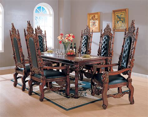 gothic dining room furniture confusedsky gothic dining room furniture