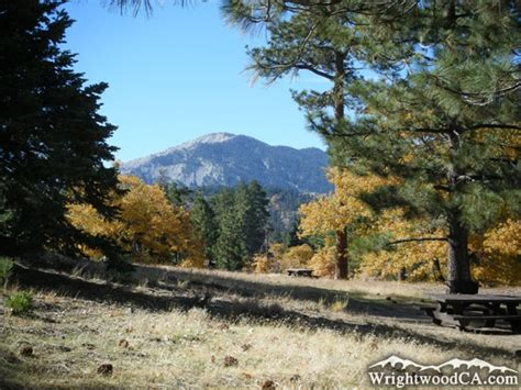 table mountain cground in wrightwood ca