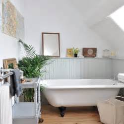 Country style family bathroom modern country cottage house tour