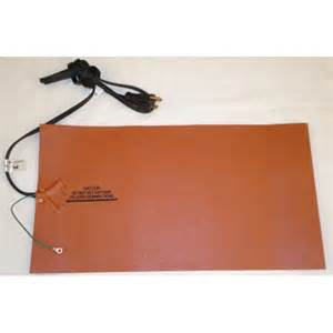 Electric Vehicle Battery Heating Kb7523 8d Battery Heater Pad 75 Watt 240vac 19 Quot X 10 5 Quot