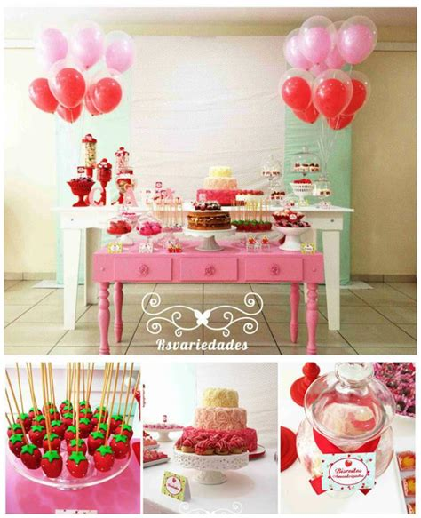 kara s party ideas strawberry birthday party ideas supplies berry bash idea cake decor