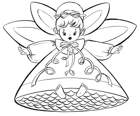 christmas coloring pages free wallpapers9