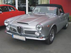 Alfa Romeo Touring Alfa Romeo 2600 Touring Spider