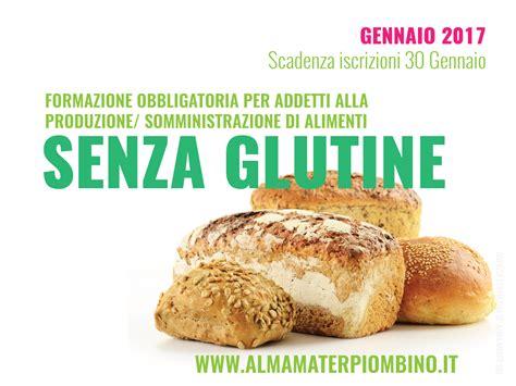 produttori alimenti senza glutine formazione obbligatoria per addetti alla produzione