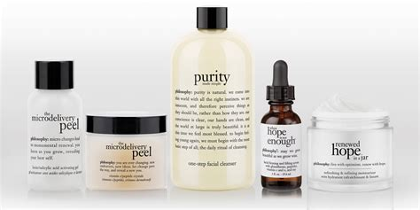 Makeup Skin Care Hair Care Best Products Of The Month by 9 Best Philosophy Skin Care Products For 2018