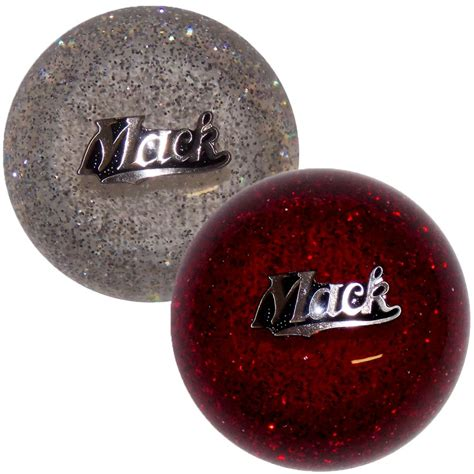 Mack Shift Knob by Big Rig Chrome Shop Semi Truck Chrome Shop Truck