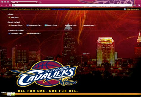 Chrome Themes Nba | official nba browser themes for firefox chrome ie