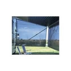 rv motorhome trailer privacy awning screen sideblocker 6