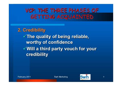 Of Mba Credibility by The 5wh Of Referral Marketing1
