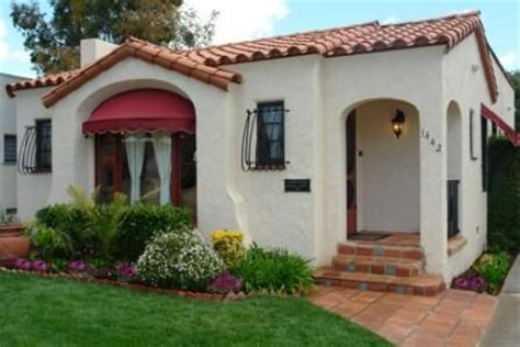spanish bungalow spanish colonial bungalow tile walkway home runnin