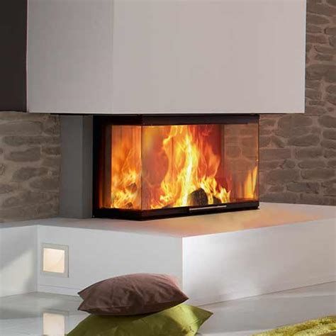 Small Space Living Room Ideas Spartherm Modern Inbuilt Wood Fires Now In Nz