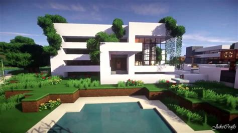 best modern house home design top modern houses in minecraft hd best modern