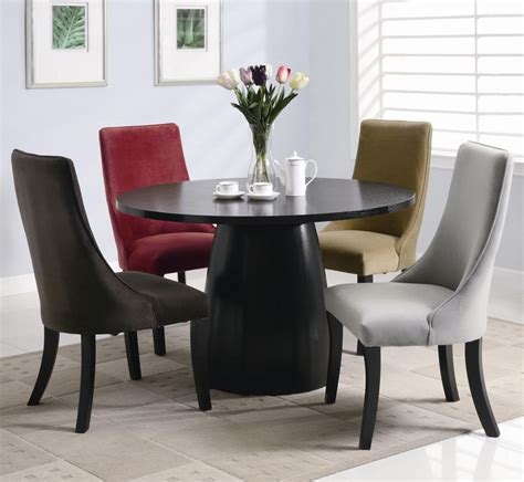 contemporary dining table sets pedestal kitchen table contemporary round dining table