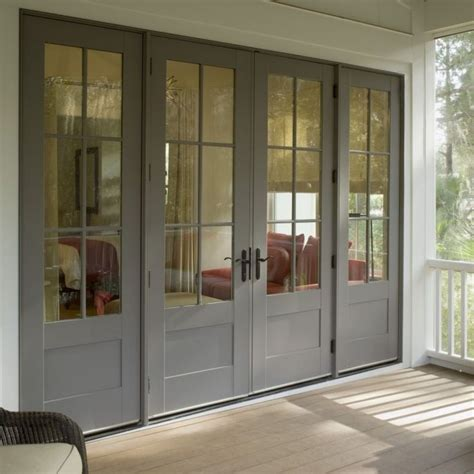 vinyl clad exterior doors 25 best ideas about exterior doors on