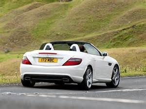 Mercedes Slk 250 Review Mercedes Slk 250 Cdi Amg Sport Review