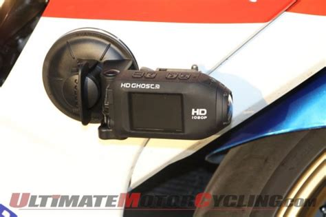 Drift HD Ghost Video Camera   Review (Motorcycle)