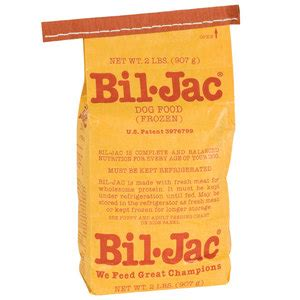 bil jac treats bil jac frozen food puppy
