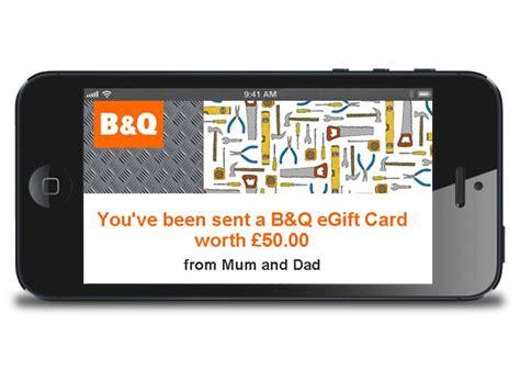B And Q Gift Card - gift cards diy at b q