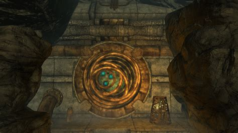 underground vault at skyrim nexus vault 101 at skyrim nexus mods and community