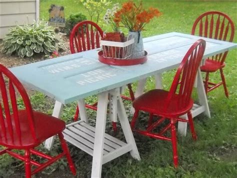 dining table dining table made old door how to make a dining table out of a old door diy and crafts