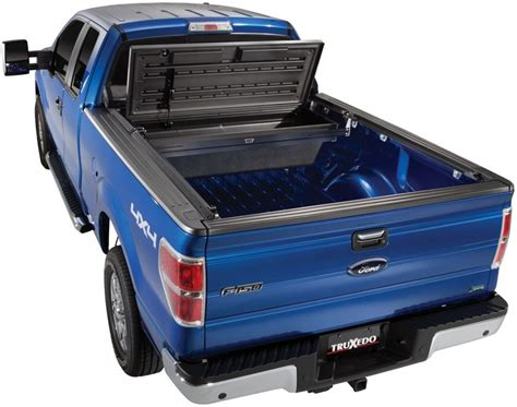 toolbox for truck bed 1999 2007 chevy silverado truxedo tonneaumate truck