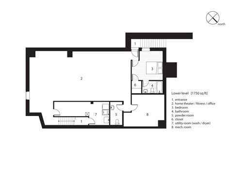Basement Floor Plan Ideas Free Small House Floor Plans With Basement 100 Images 32 X 28 Nurani