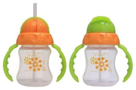 Botol Minum Bayi Pigeon Straw Bottle Oranye lucky baby sapee straw cup botol sedotan untuk bayi