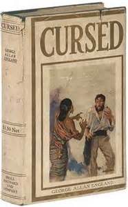 cursed legacy house of books cursed by george allan edition 1919