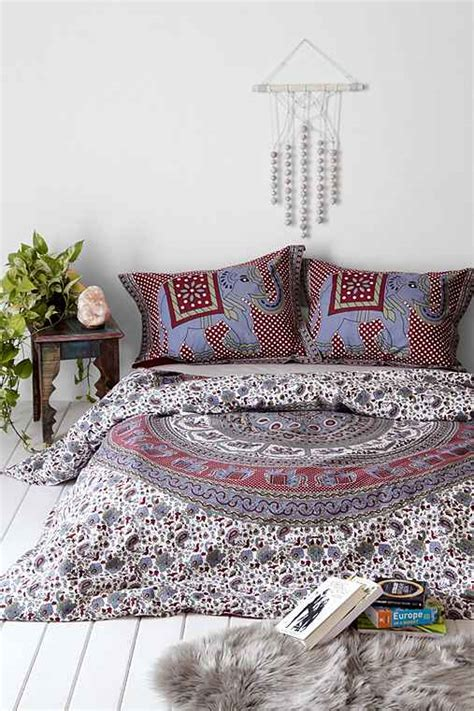 Twin Xl Duvet Insert Magical Thinking Grey Elephant Stamp Duvet Cover Urban