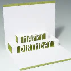 happy birthday pop up template happy birthday pop up card