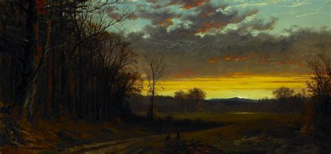 twilight painting file alfred t bricher twilight in the wilderness jpg