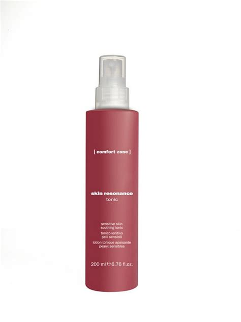 comforting skin 2011 benessere skin resonance by comfort zone parola di