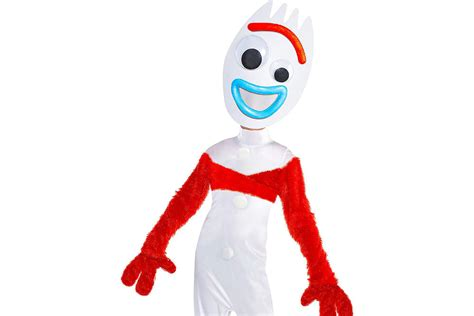 behold  official forky costume polygon