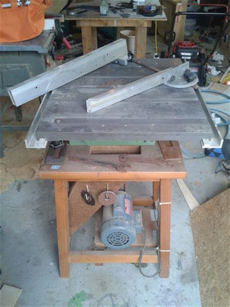 major woodworking inca major table saw sold by cldardeniii lumberjocks