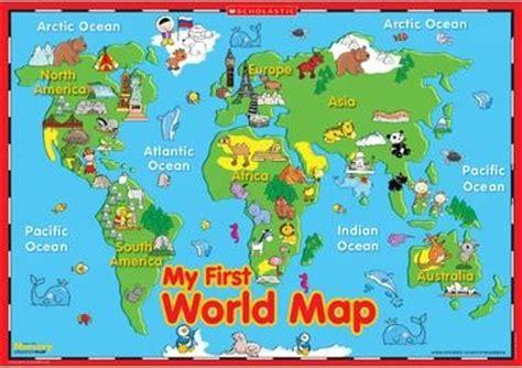 printable world map for toddlers world map kids printable