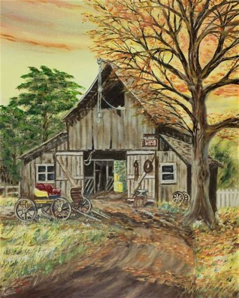 bob ross painting buildings 165 best images about paintings barns on