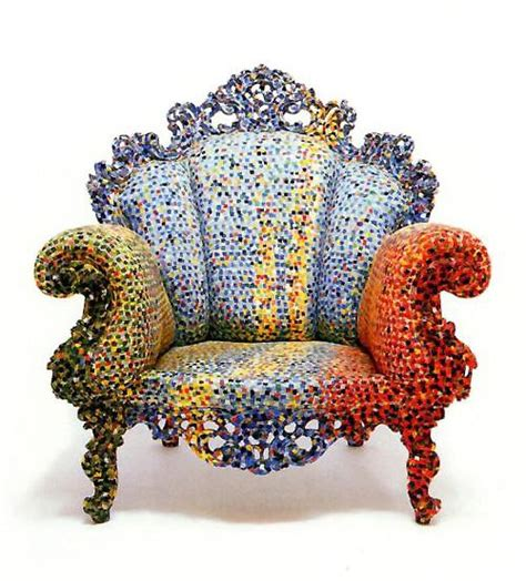 Proust Armchair by Alessandro Mendini Designophy Designpedia Www