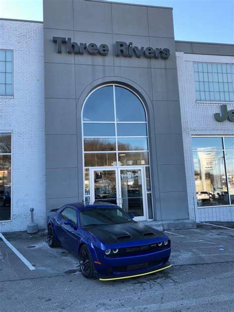 three rivers chrysler jeep dodge three rivers chrysler jeep dodge car dealership